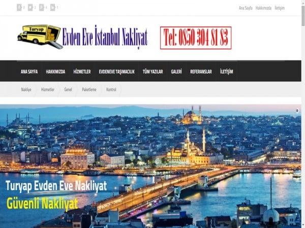 Evden Eve İstanbul Nakliyat