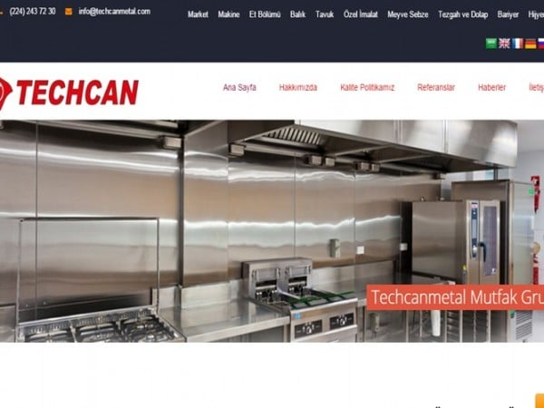 Techcan Metal